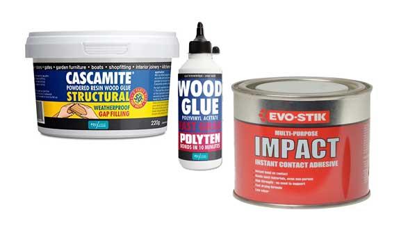 cascamite powered resin wood glue, colle à bois à base de résine alimentée par cascamite