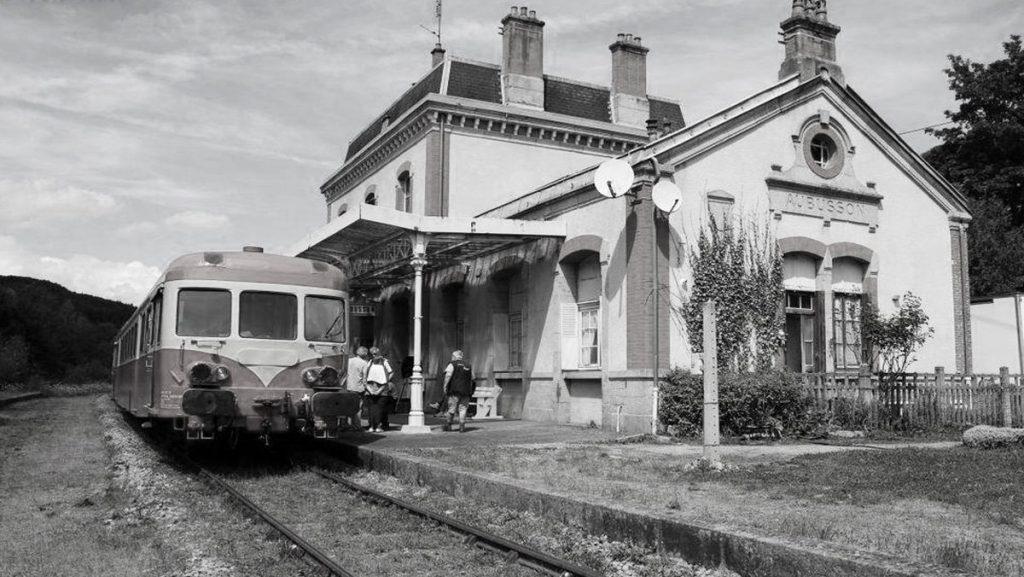 Aubusson train station