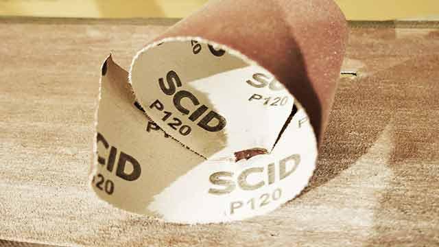 emery-paper scid 120 sandpaer cloth