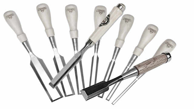 Best chisel sets for woodworking