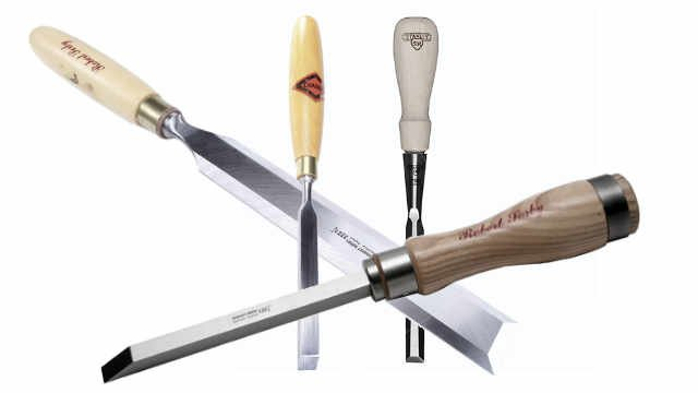 woodworking chisel types