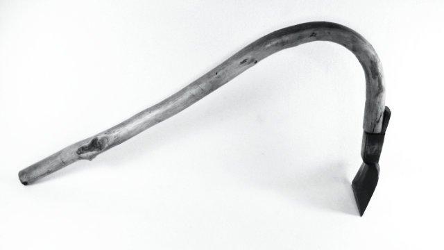chouna adze handle shape
