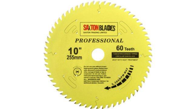 saxton tct saw blade